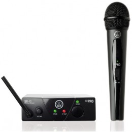 AKG WMS40 Mini Vocal Set BD US45A (660.700) Вокальная радиосистема