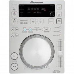 Pioneer CDJ-350-W Dj CD/MP3 DJ проигрыватель CD/MP3